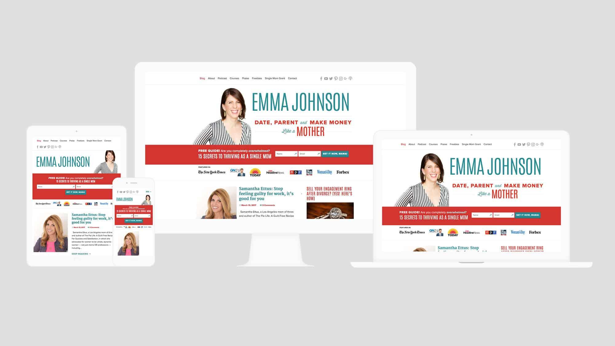 wealthy single mommy jill lynn design services