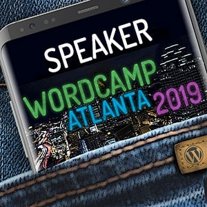 Speaker WordCamp Atlanta 2019
